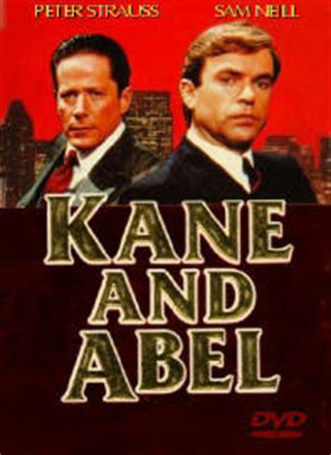 kane and abel kane and abel biography