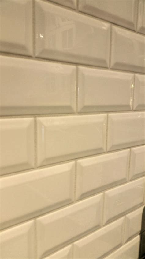 beveled tile backsplash beveled subway tile backsplash tile and tile on