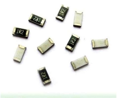 smd resistor codes 4 7k ohm smd package 1206