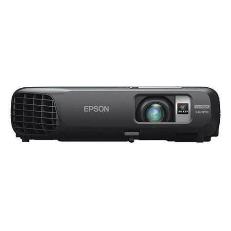 Proyektor Epson Wifi epson v11h550020 wireless wxga 3lcd projector resolution 1280 x 800 wxga color