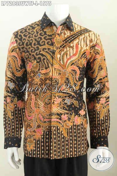 Produk Istimewa Sekat 5 sedia produk baju batik istimewa buatan hem batik lengan panjang motif mewah daleman