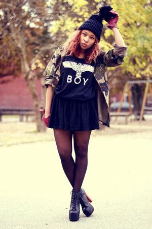 Jaket The Omni Army Series black jeffrey cambell shoes army green vintage jackets quot chica loca quot by strawberryess88