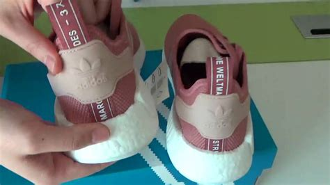 Adidas Nmd Runner Salmon Pink adidas nmd s76006 salmon r1 runner coral pink vappn boost from sneakershoebox