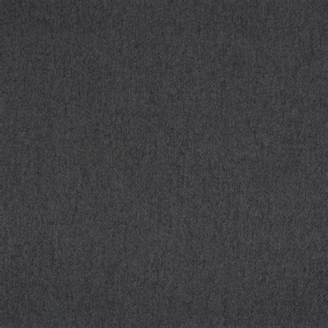Charcoal Grey Upholstery Fabric by Kovi Fabrics Charcoal Gray Solid Woven Upholstery Fabric
