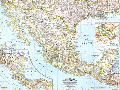 map of usa mexico and central america map of central america and mexico driverlayer search engine