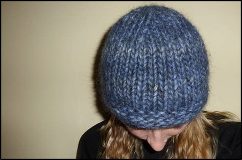 free hat knitting patterns using needles venice a free chunky hat knitting pattern