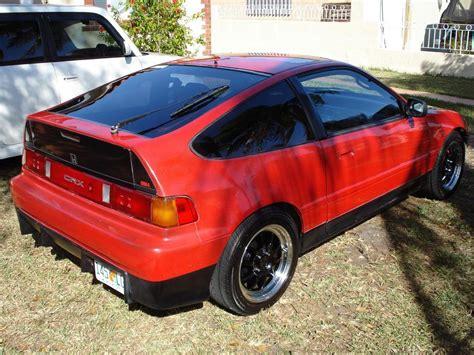 honda crx 1989 95typeii 1989 honda crx specs photos modification info