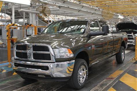 Chrysler Truck by Chrysler Begins Production Of Ram 2500 Cng Truck