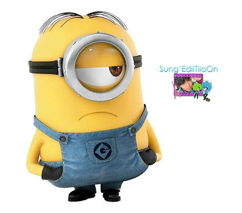 imagenes minions en png sungediitiioon minion mike png