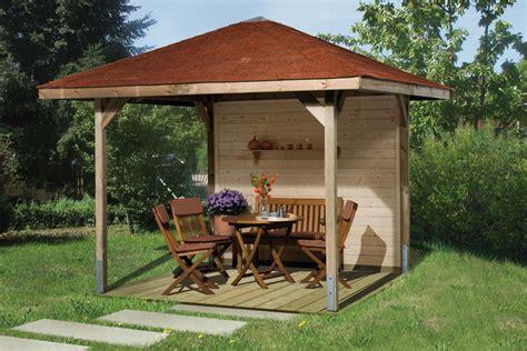 Pavillon Klein by Pavillon Weka 171 Paradies Klein Quadratisch 187 4 Eck Holz