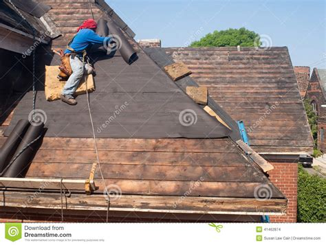 Tar Roof Repair Tar Roof Repair 28 Images Roof Repair Stock Photo