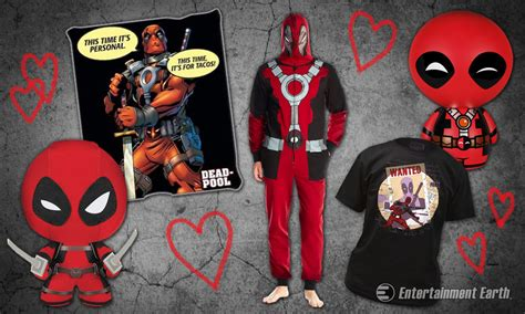 deadpool s day 5 swoon worthy deadpool gift ideas for s day