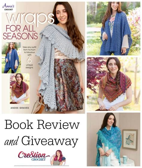 Book Review For All Season by Wraps For All Seasons Book Review And Giveaway Cre8tion