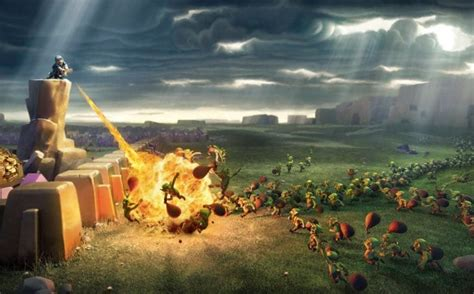 wallpaper laptop clash of clans clash of clans wallpapers for iphone ipad from supercell
