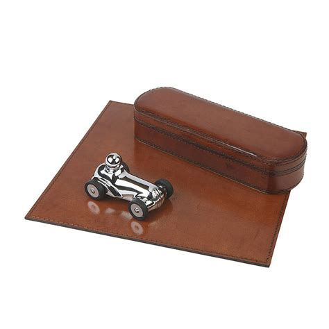 Executive Leather Desk Set by Leather Executive Desk Set Small By Of