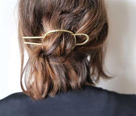 trendige kurzhaarfrisuren haar styling frisuren