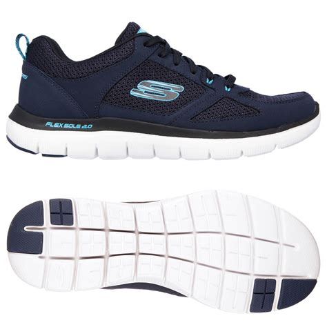 skechers tennis shoes skechers flex advantage 2 0 mens athletic shoes aw16