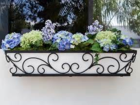 black iron window boxes black wrought iron window boxes with liners by windowbox