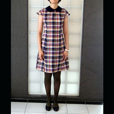 dress pattern with peter pan collar peter pan collar dress sewing projects burdastyle com