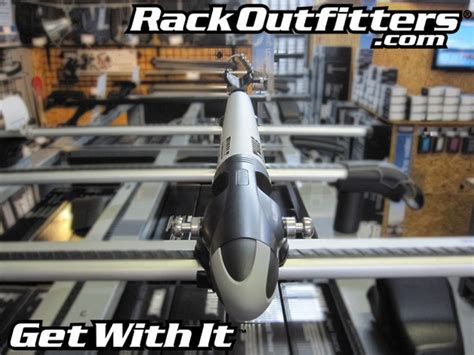Rack Outfitters by Rack Outfitters The New Thule 528 Sprint Fork Mount