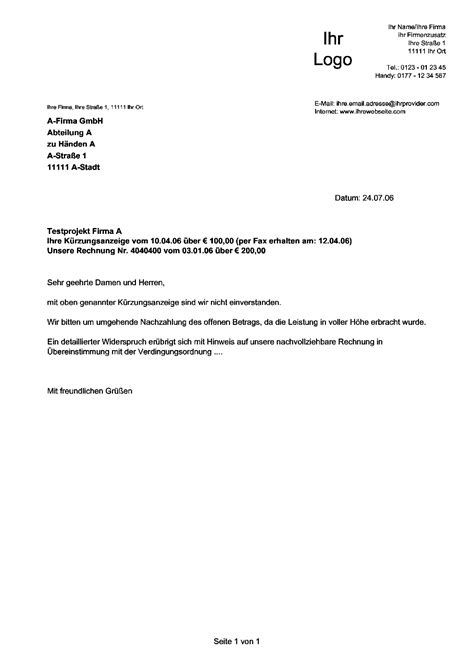 Lieferverzug Brief Dirk Muster Bilder News Infos Aus Dem Web