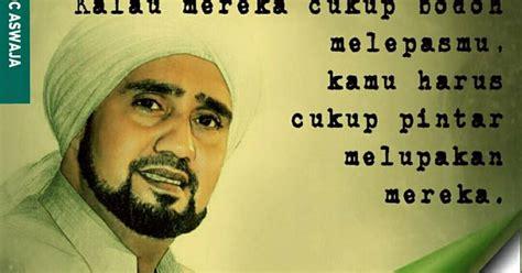 kata mutiara indah dari habib syech bin abdul qodir assegaf meme comic santri