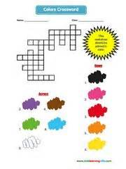 color crossword clue 198 best images about crosswords on present