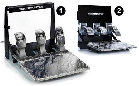 volanti thrustmaster thrustmaster vg t3pa pro 3 pedal add on set