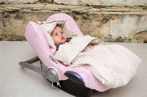Maxi Vilia Pink voetenzakken maxi cosi autostoel villa uk