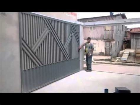 Modern Home Design In Kerala by Compact Main Gate Design Youtube