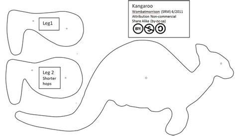 pattern writing part a kangaroo books designing hopping animal and comic book character toys 2
