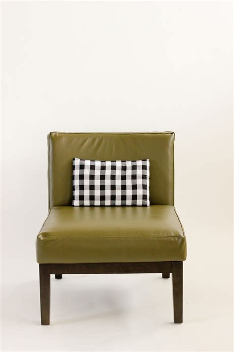 Leather Chair Cover by How To Sew Leather Upholstery Slipcovers With Your Home