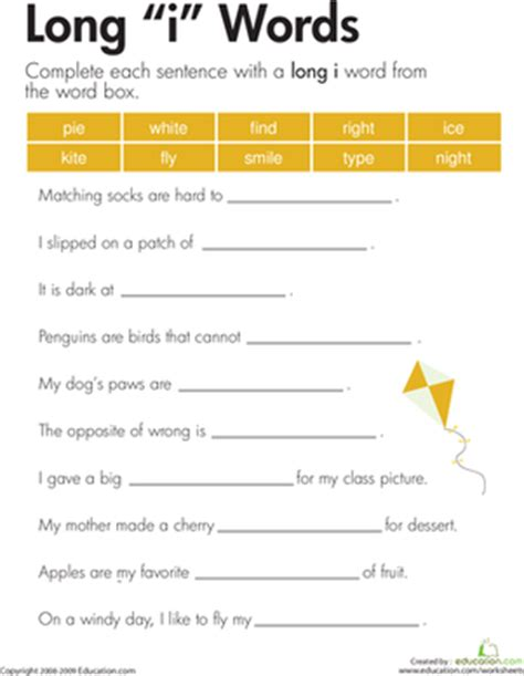 igh pattern words spelling pattern worksheets free worksheets library