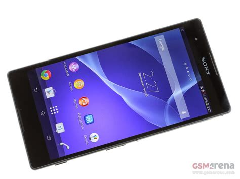 sony xperia t2 ultra pictures official photos