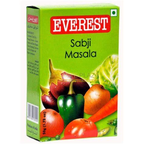 Everest Masala everest sabji masala everest spices tea spices