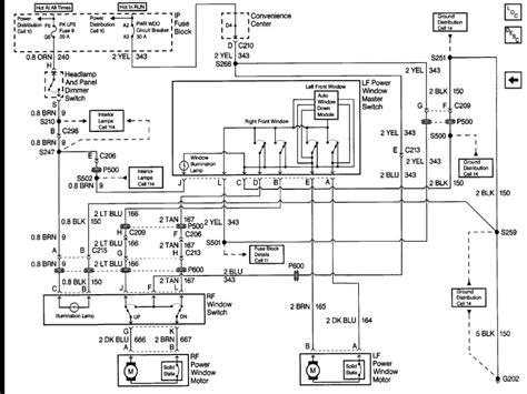 1993 chevy truck power window wiring diagram wiring forums