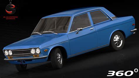 nissan datsun 1970 3d nissan datsun 510 1970 model