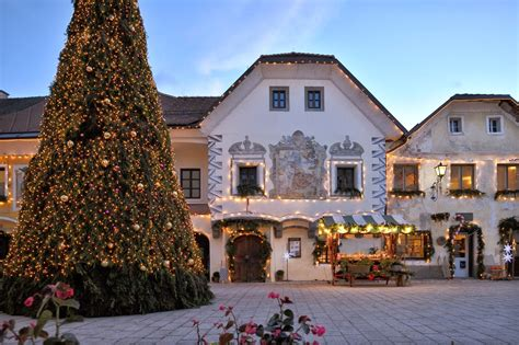 Pictures Of One Story Houses Say Hi To Slovenia Spend Christmas In Radovljica