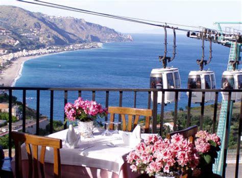 best restaurants in taormina italy taormina italy wunderbar restaurant review