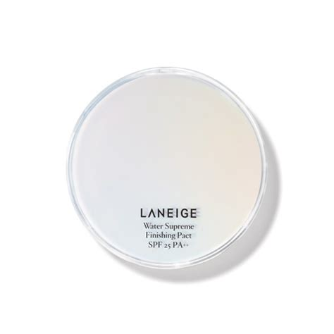 Harga Produk Make Up Laneige laneige water supreme finishing pact spf 25 no1 light