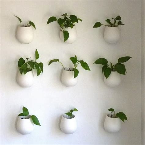 wall planters indoor ikea hanging planters and container garden ideas for indoors