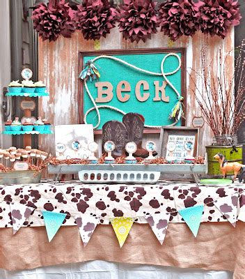 western theme baby shower decorations sweet lil cowboy baby shower