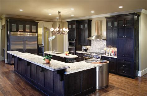 Black Kitchen Cabinets With White Countertops Black Cabinets White Countertops White Kitchen Cabinets With Black Countertops Pict Sandi