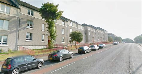 royston road glasgow attempted murder investigation launched launched  man  deliberately
