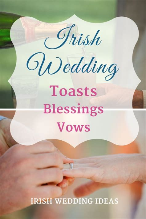 Wedding Blessing Vows by Best 25 Wedding Toast Ideas On