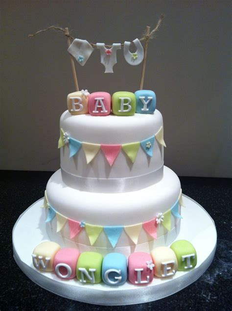 Unisex Baby Shower Cakes by 25 Best Ideas About Unisex Baby Shower On