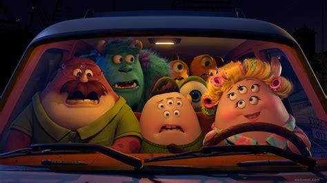 film cartoon monster university monsters university animation movie wallpaper 6