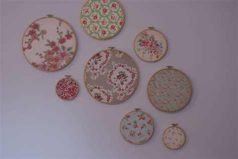 Images Of Decoration Pieces by How To Make A Wall Decoration Out Of Cherished Fabrics