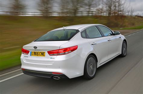 The Kia Optima Kia Optima Review 2017 Autocar