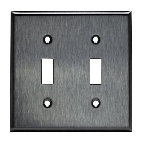 stainless steel light switch brushed stainless steel toggle switch outlet cover wall